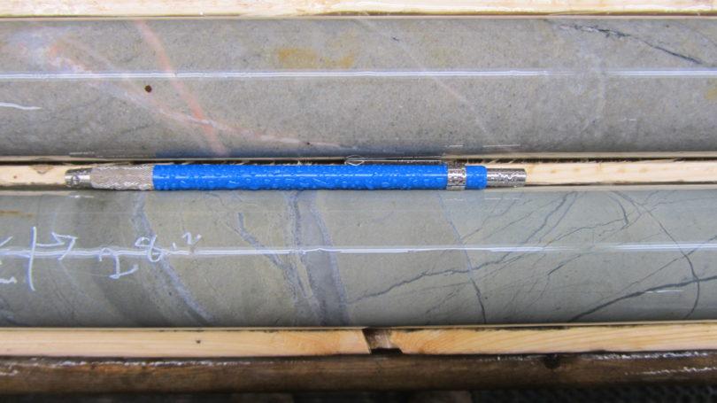 Drill Core 1